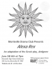 Ogłoszenie darmowe. Lokalizacja:  Morrisville, PA. EVENTOS - cine y teatro.   ANTIGONE. Detalles estan.