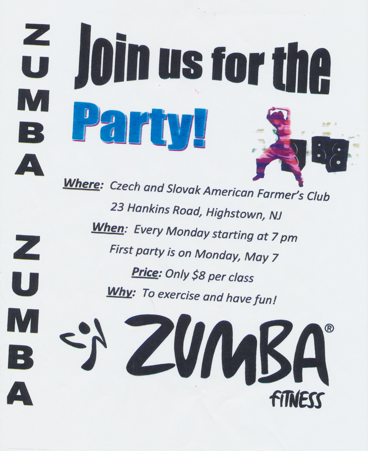 Highstown nj zumba zumba zumba fitness all archives ogoszenie darmowe lokalizacja highstown nj archives all zumba zumba zumba stopboris Image collections