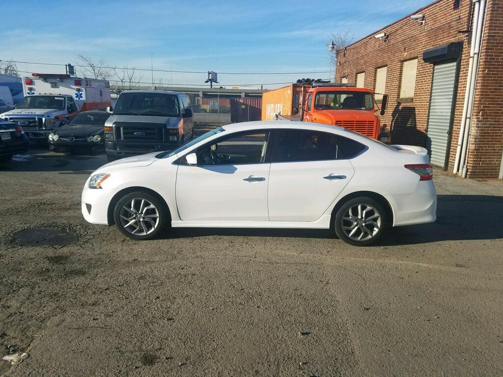 Ogłoszenie darmowe. Lokalizacja:  Philadelphia Port Rchmond. KUPIĘ / SPRZEDAM - Motoryzacja. Sprzedam samochod Nissan Sentra SR.