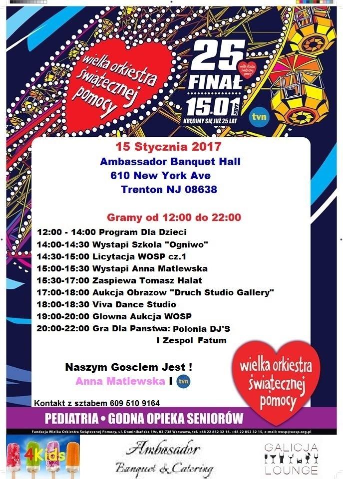 Ogłoszenie darmowe. Lokalizacja:  610 New York Ave Trenton NJ. IMPREZY - Koncerty muzyczne. Zapraszamy juz w przyszla niedziele.