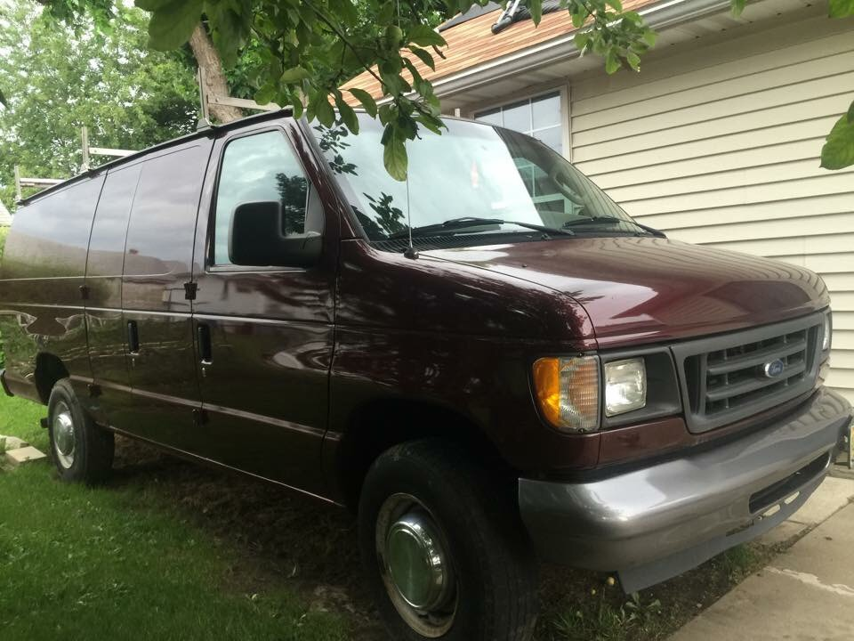 nj pa se vende ford e350 cargo vehiculos de motor On motor y vehiculos nj en espanol
