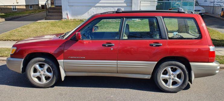 Ogłoszenie darmowe. Lokalizacja:  LAWRENCE TOWNSHIP. KUPIĘ / SPRZEDAM - Motoryzacja. Sprzedam Subaru Forester 2001 rok..