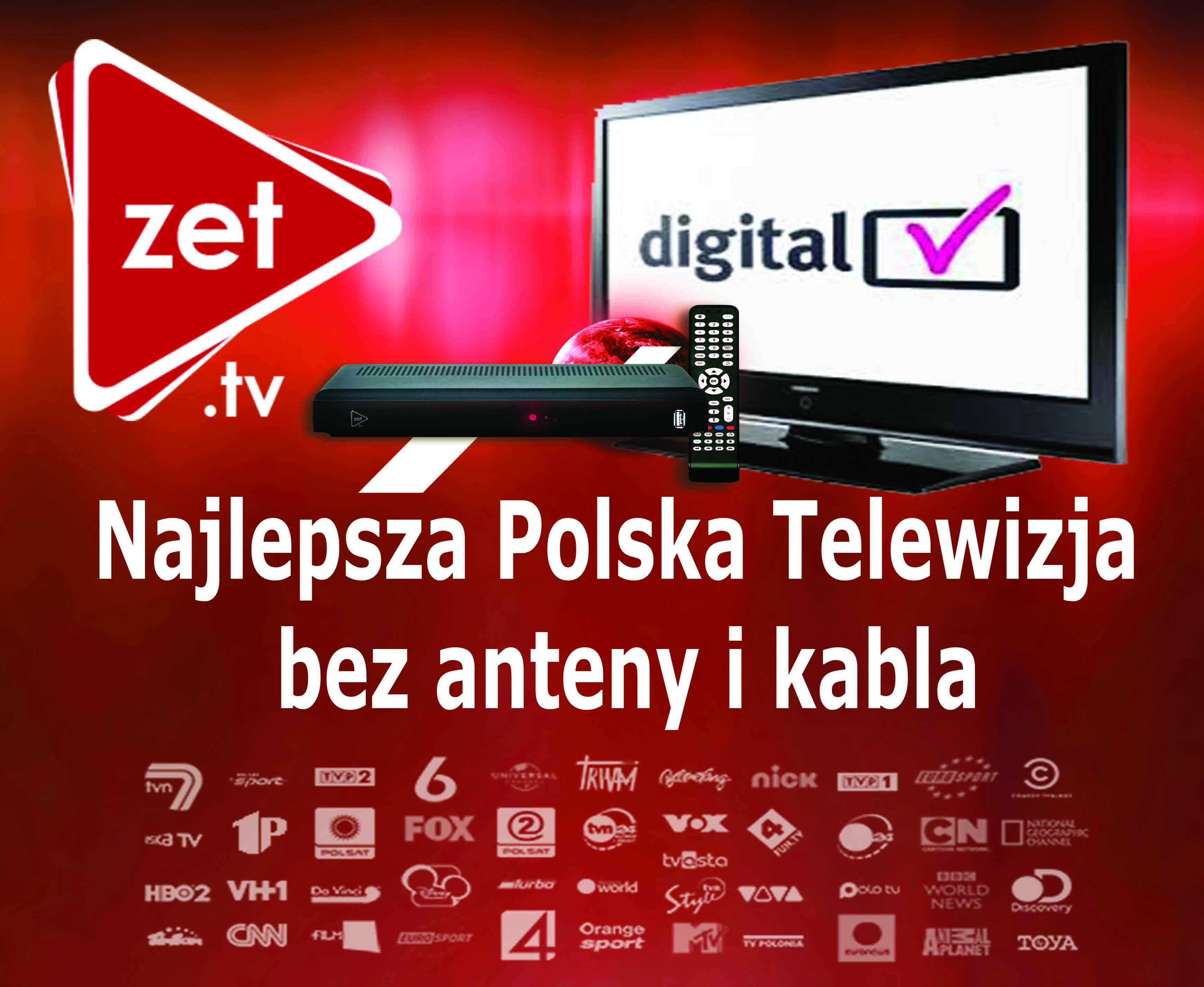 Usa Najlepsza Polska Telewizja Bez Anteny Internetowe