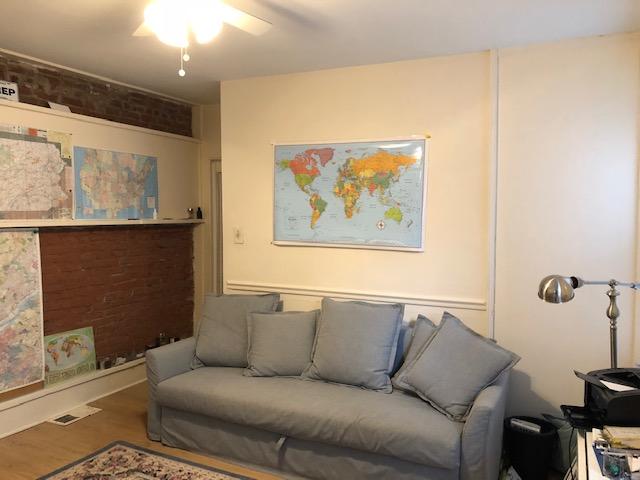 Ogłoszenie darmowe. Lokalizacja:  Philadelphia. KUPIĘ / SPRZEDAM - Nieruchomości. Ciche odniowione Mieszkanie 1 sypialnia.