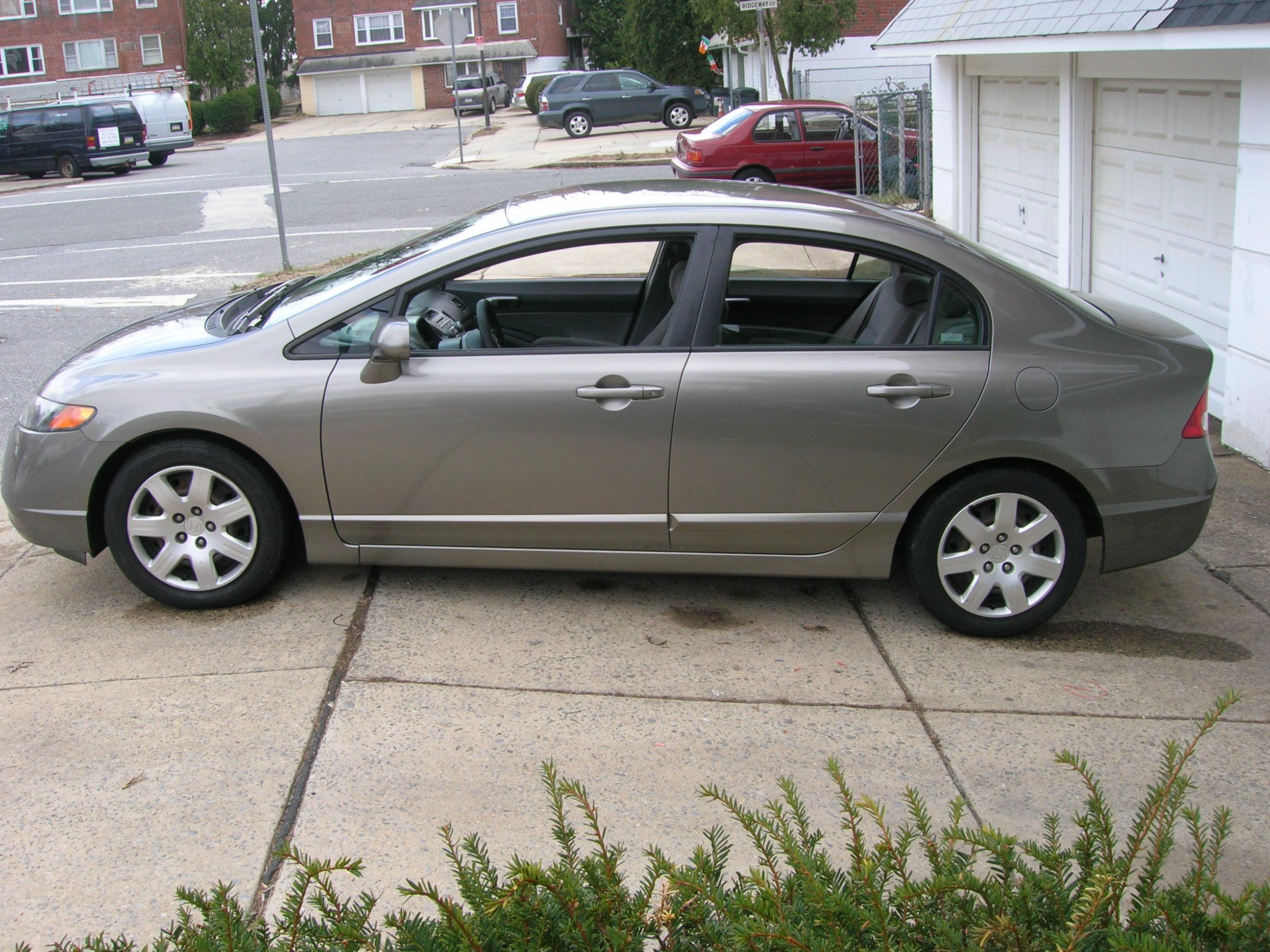Ogłoszenie Darmowe. Lokalizacja: Philadelphia. ARCHIVES   All. 2006 Honda  Civic LX Grey