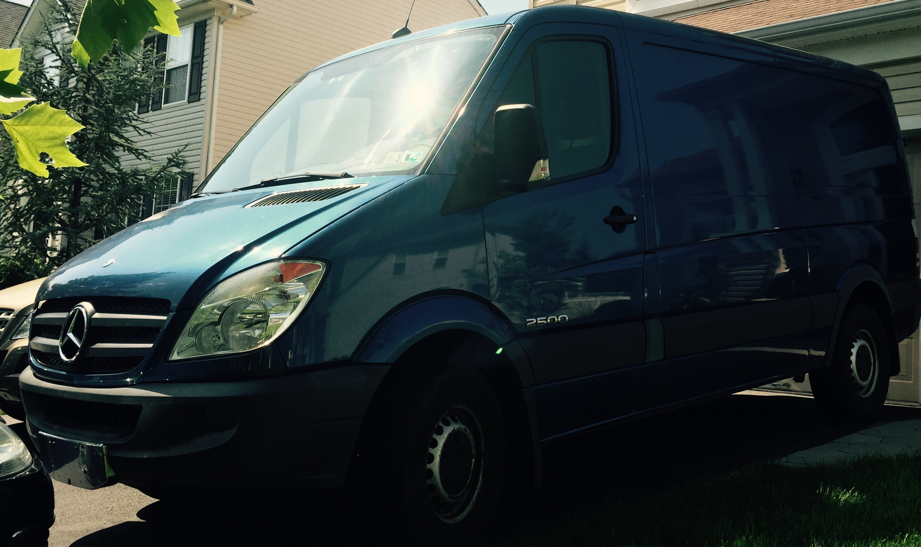 new hope pa se vende mercedes sprinter 2007 vehiculos