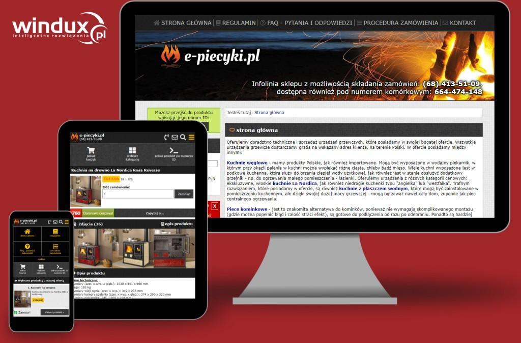 Ogłoszenie darmowe. Lokalizacja:  Polska. USŁUGI - Internetowe. Oferuję usługi projektowania sklepów internetowych..