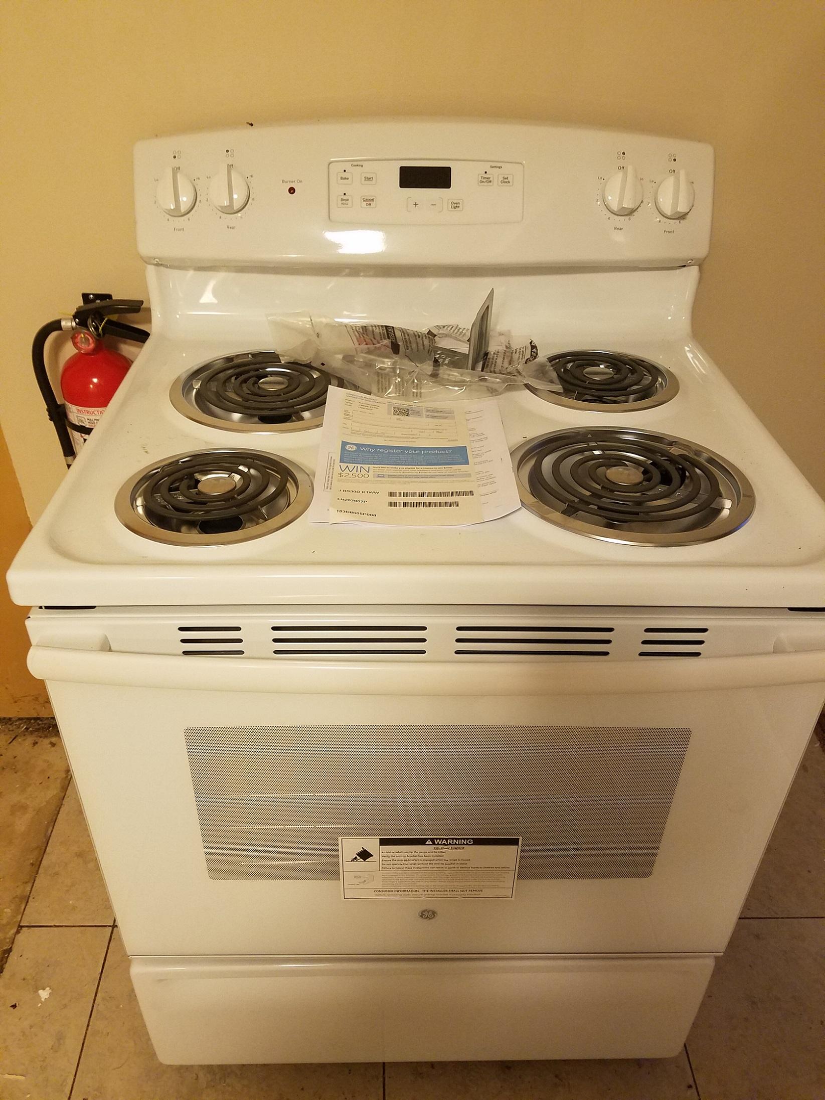 Ogłoszenie darmowe. Lokalizacja:  Lawrenceville. KUPIĘ / SPRZEDAM - Artykuły domowe. sprzedam nowa kuchenke elektryczna Model.