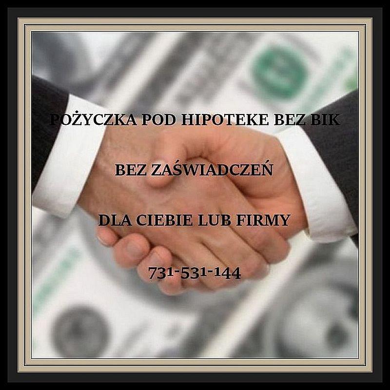 Ogłoszenie darmowe. Lokalizacja:  polska. USŁUGI - Finansowe. Zajmujemy sie pozabankowym finansowaniem dla.