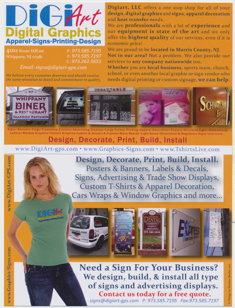 Ogłoszenie darmowe. Lokalizacja:  Whippany, NJ. ARCHIVES - All. NEED A SIGN FOR YOUR.