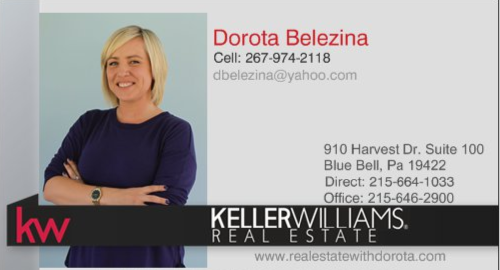 Ogłoszenie darmowe. Lokalizacja:  Pennsylvania- MontCo, Philadelphia i okolice. USŁUGI - Wszystkie inne. Sprzedaż, kupno – obrót nieruchomości..
