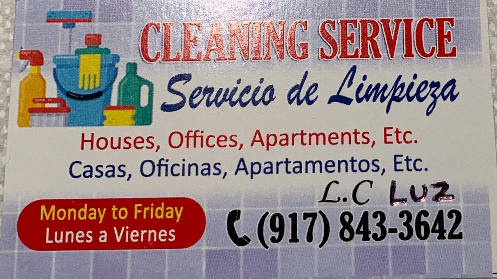 Ogłoszenie darmowe. Lokalizacja:  Manhattan NY. TRABAJOS - Limpiezas. busco trabajo de limpieza.