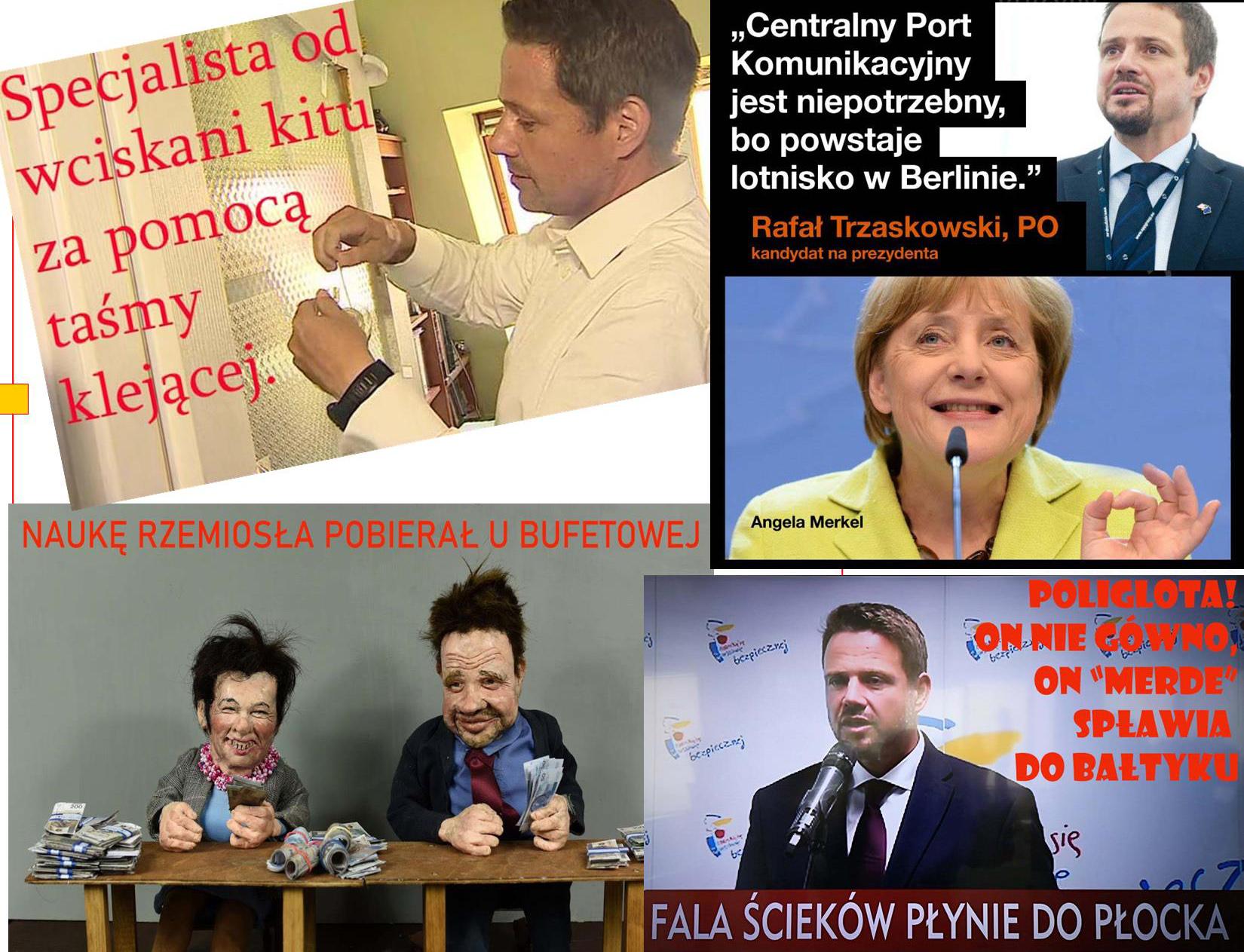 Ogłoszenie darmowe. Lokalizacja:  Polska. IMPREZY - Kabaret. GŁOSUJ NA TRZASKOWSKIEGO !!! DLACZEGO.